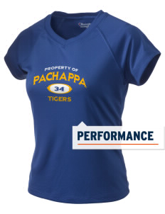 Pachappa Elementary School Tigers Champion Women's Wicking T-Shirt