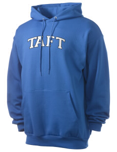 Taft Elementary School Tigers Men's 7.8 oz Lightweight Hooded Sweatshirt