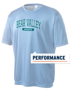 Bear Valley Elementary School Kodacs Men's Competitor Performance T-Shirt