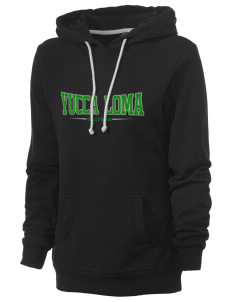 Yucca Loma Elementary School Bullfrogs Women's Core Fleece Hooded Sweatshirt