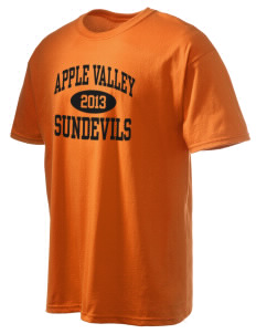 Apple Valley High School Sundevils Ultra Cotton T-Shirt
