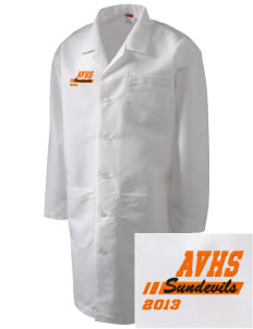 Apple Valley High School Sundevils Full-Length Lab Coat