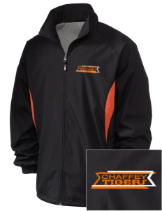 Chaffey High School Tigers Embroidered Holloway Men's Full-Zip Jacket