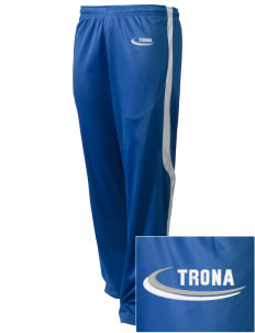 Trona Elementary School Tornadoes Embroidered Holloway Men's Tricotex Warm Up Pants