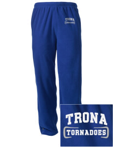Trona Elementary School Tornadoes Embroidered Holloway Men's Flash Warmup Pants