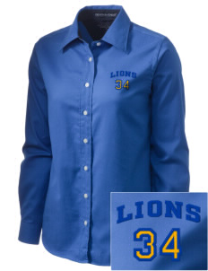 La Mesa Dale Elementary School Lions  Embroidered Women's Pima Advantage Twill