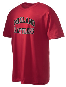 Midland Elementary School Rattlers Ultra Cotton T-Shirt