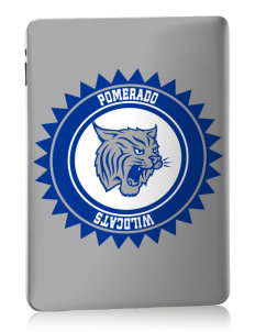 Pomerado Elementary School Wildcats Apple iPad Skin