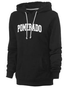 Pomerado Elementary School Wildcats Women's Core Fleece Hooded Sweatshirt