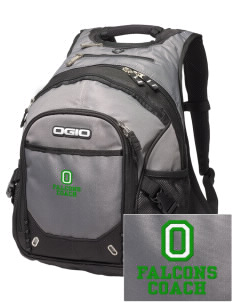Olive Elementary School Falcons Embroidered OGIO Fugitive Backpack