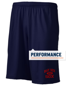 "Bay Sox Sox Holloway Men's Performance Shorts, 9"" Inseam"