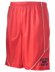 "Bay Sox Sox Men's Pocicharge Mesh Reversible Short, 9"" Inseam"