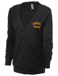 Golden Gate Elementary School Tigers Unisex 5.6 oz Triblend Cardigan