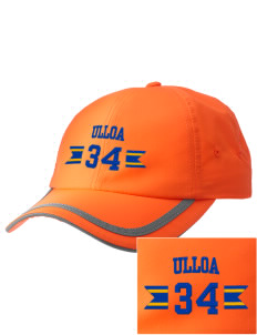 Ulloa Elementary School Sharks  Embroidered Safety Cap