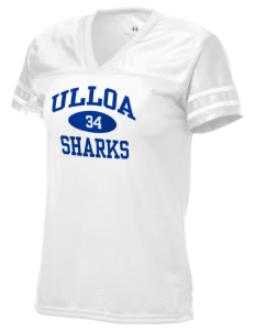 Ulloa Elementary School Sharks Holloway Women's Fame Replica Jersey
