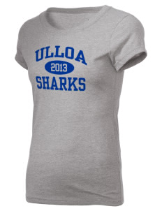 Ulloa Elementary School Sharks Holloway Women's Groove T-Shirt