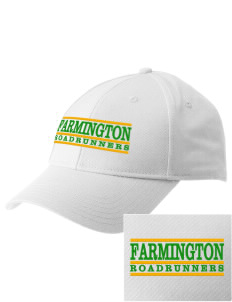 Farmington Elementary School Roadrunners  Embroidered New Era Adjustable Structured Cap