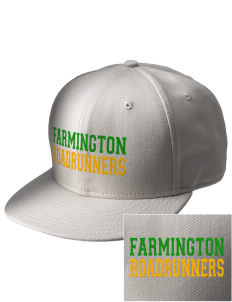 Farmington Elementary School Roadrunners  Embroidered New Era Flat Bill Snapback Cap