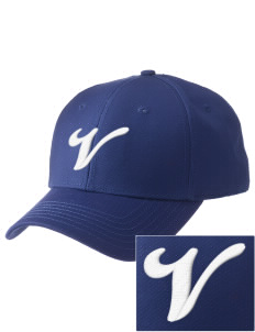 Victor Elementary School Vikings  Embroidered New Era Adjustable Structured Cap
