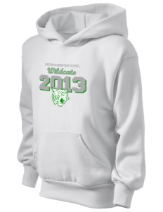 Weston Elementary School Wildcats Kid's Hooded Sweatshirt