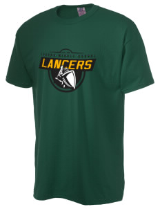 Laguna Middle School Lancers  Russell Men's NuBlend T-Shirt