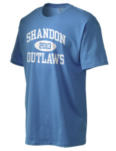 Shandon Senior High School Outlaws Men's Essential T-Shirt