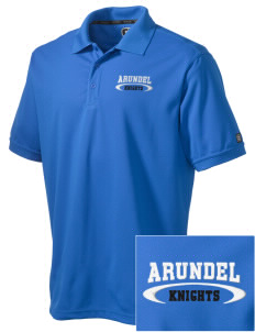 Arundel Elementary School Knights Embroidered OGIO Men's Caliber Polo
