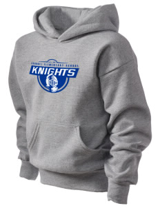 Arundel Elementary School Knights Kid's Hooded Sweatshirt