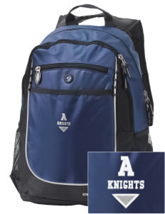 Arundel Elementary School Knights Embroidered OGIO Carbon Backpack
