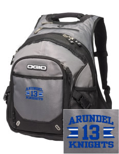 Arundel Elementary School Knights Embroidered OGIO Fugitive Backpack