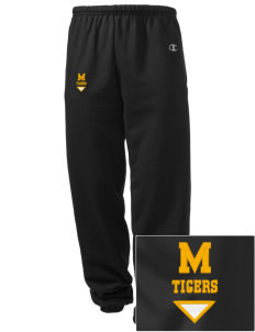 Morrill Middle School Tigers Embroidered Champion Men's Sweatpants