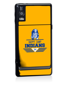Happy Camp High School Indians Motorola Droid 2 Skin