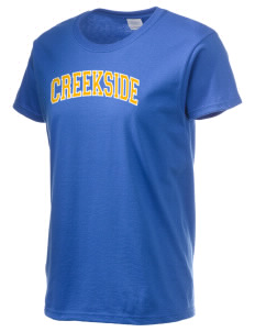 Creekside Middle School Panthers Women's 6.1 oz Ultra Cotton T-Shirt