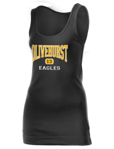 Olivehurst Elementary School Eagles Juniors' 1x1 Tank
