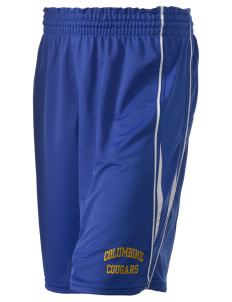 "Columbine Elementary School Cougars Holloway Women's Piketon Short, 8"" Inseam"