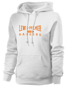 Lewis-Palmer High School Rangers Russell Women's Pro Cotton Fleece Hooded Sweatshirt