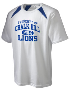 Chalk Hill Middle School Lions Holloway Men's Fan Gear T-Shirt