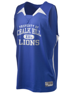 Chalk Hill Middle School Lions Holloway Men's Irish Jersey