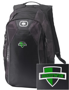Goodwin Elementary School Alligators Embroidered OGIO Marshall Backpack