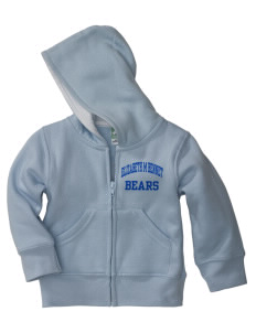 Elizabeth M Bennet Middle School Bears Baby Full Zip Hoodie