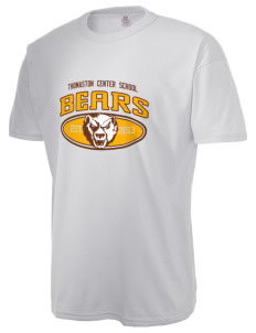 Thomaston Center School Bears  Russell Men's NuBlend T-Shirt