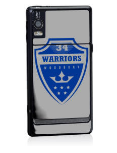 Woodbury Middle School Warriors Motorola Droid 2 Skin