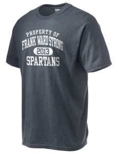 Frank Ward Strong Middle School Spartans Ultra Cotton T-Shirt