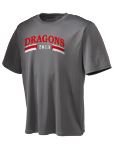William Seely Elementary School Dragons Champion Men's Wicking T-Shirt
