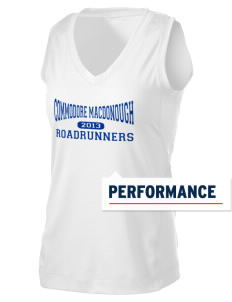 Commodore MacDonough Elementary School Roadrunners Women's Performance Fitness Tank