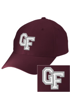 George Fox Middle School Foxes Embroidered Low-Profile Cap