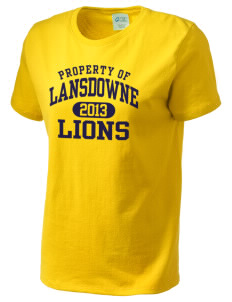 Lansdowne Middle School Lions Women's Essential T-Shirt