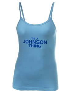 Johnson Elementary School Jaguars Women's Louise Longer Length Tank