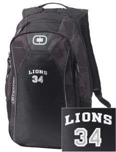 Magnolia Elementary School Lions Embroidered OGIO Marshall Backpack