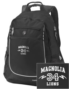 Magnolia Elementary School Lions Embroidered OGIO Carbon Backpack